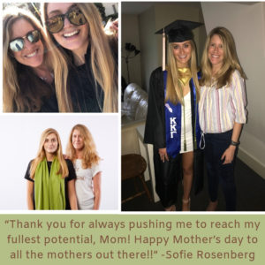 Happy Mother's Day to our Moms!!