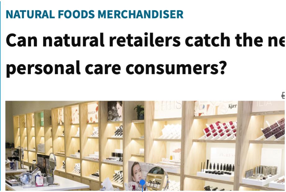 Natural Foods Merchandiser